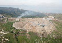 Bandırma çöp sahasının yüzde 70'i rehabilite edildi
