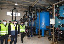 Balıkesir Büyükşehir Belediyesi, deniz suyunu içme suyuna dönüştürüyor